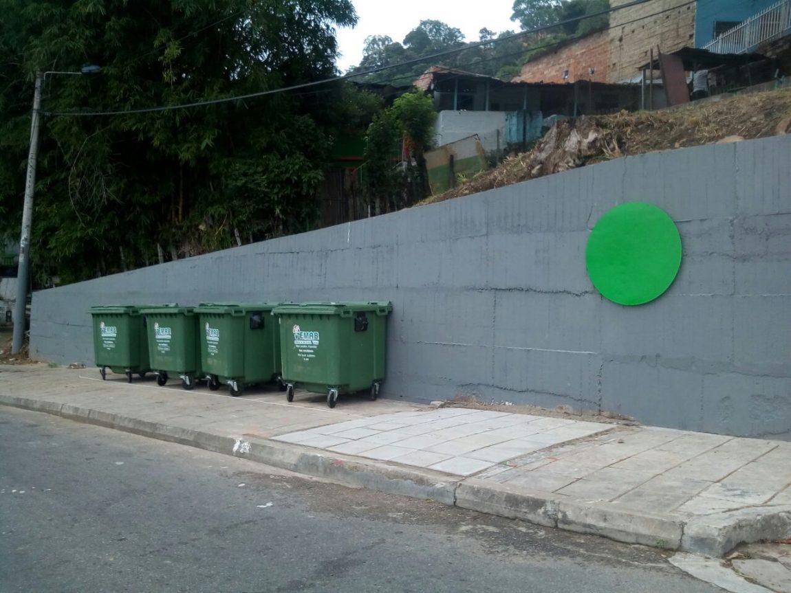 Punto verde ¡Cambia la vista!