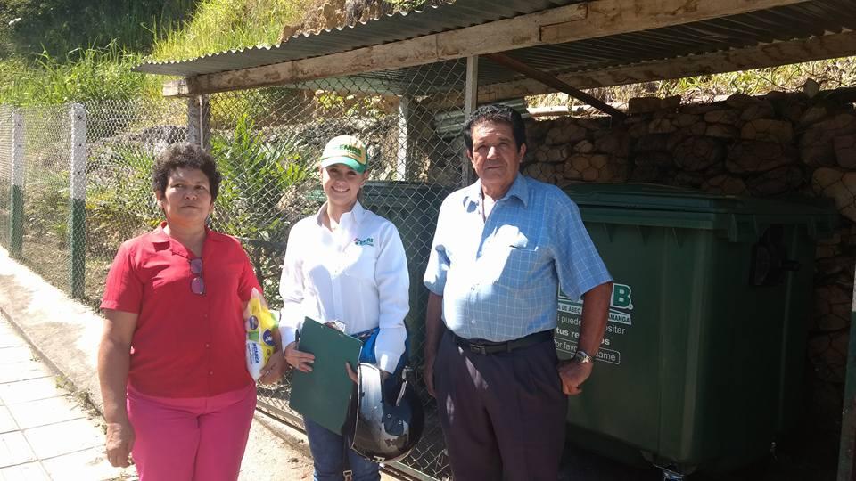 """Van 149 contenedores para  la""""Ciudad Bonita"""""""
