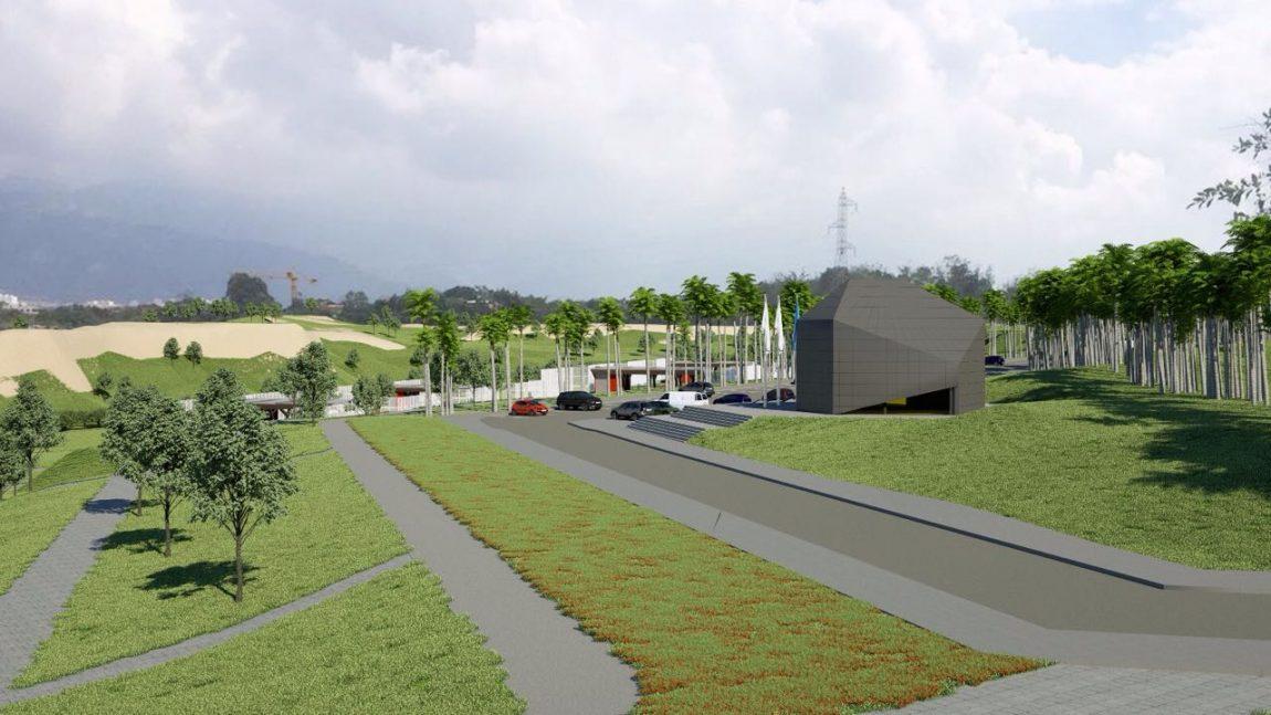 Se dará inicio al   proceso licitatorio para la construcción del Parque Contemplativo 'El Carrasco'