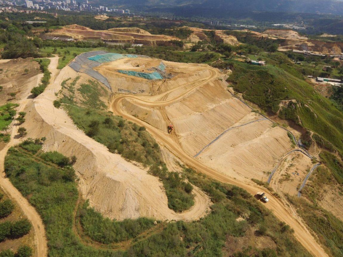 Bucaramanga produce el 55% del total de los residuos sólidos que ingresan de los quince Municipios al Carrasco.