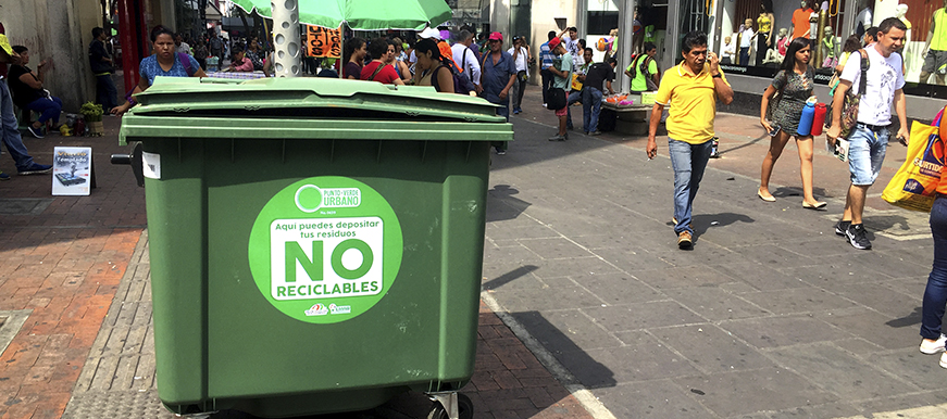 La cultura ciudadana es vital para mantener limpia a Bucaramanga