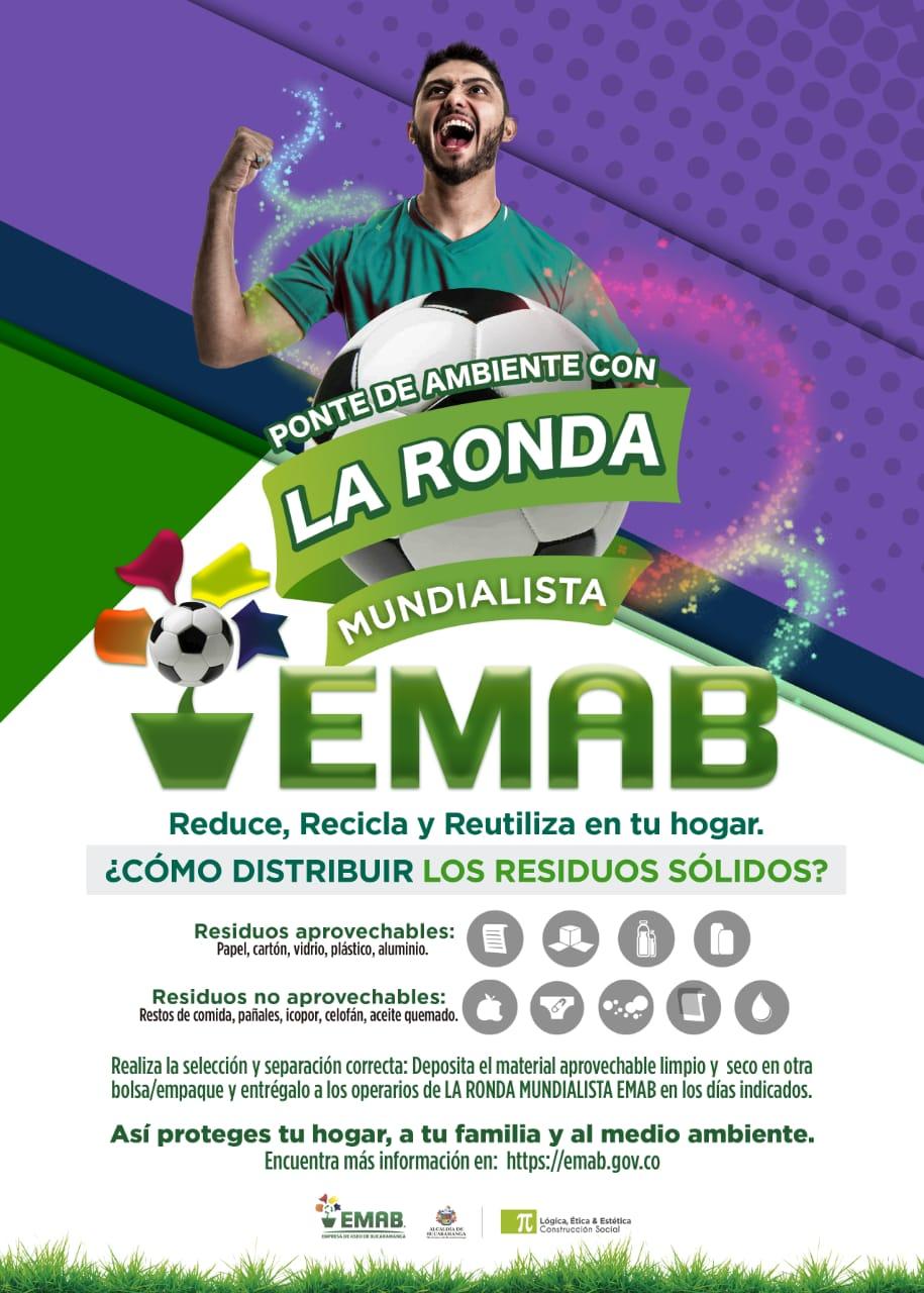 """Conozca más sobre la  """"Ronda Mundialista EMAB"""""""