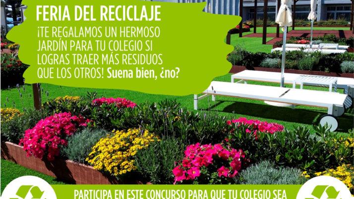 En la Calle de los Estudiantes, el Gobierno de la Construcción Social celebrará el 17 de mayo el Día Nacional del Reciclaje