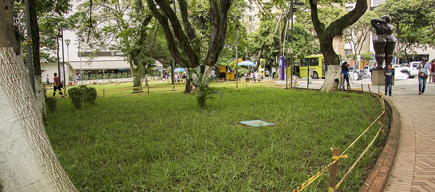 Los parques volvieron a ser la insignia de Bucaramanga