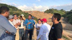 EMAB trabaja al ritmo de 24/7 para normalizar la situación de emergencia