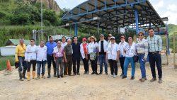 Delegación del Barrio El Porvenir visita El Carrasco