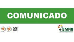 COMUNICADO PRESTACIÓN DE SERVICIO DE DISPOSICIÓN FINAL