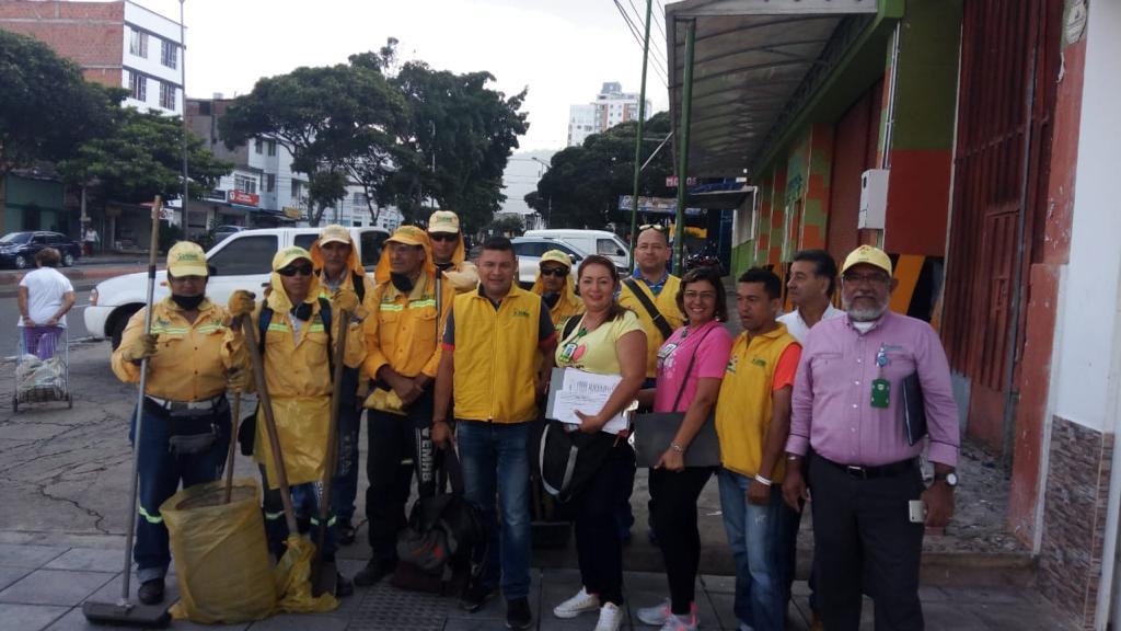 Con éxito se realizan las Jornadas de Ambientes Saludables EMAB