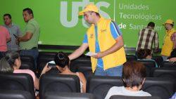 Misión Recicla capacita a comunidad educativa de Las Unidades Tecnológicas de Santander